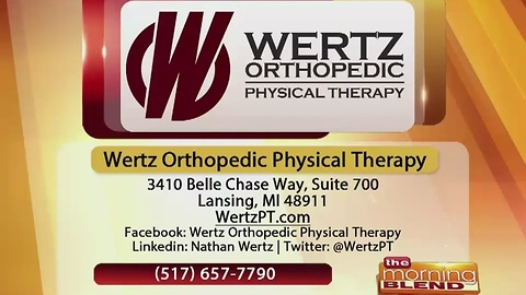 Wertz Orthopedic Physical Therapy - 1/5/17