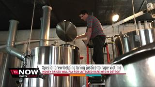 How beer money could help Detroit's untested rape kit problem