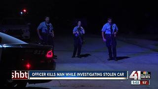 Investigation begins into fatal officer-involved Leavenworth shooting - Video