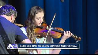 NATIONAL OLDTIME FIDDLERS CONTEST & FESTIVAL