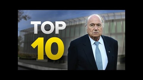 Sepp Blatter has RESIGNED! | Top 10 Memes, Tweets & Vines!