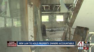 New law helps Independence take care of abandoned houses - Video