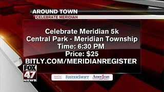 Around Town 6/29/17: Celebrate Meridian 5k - Video