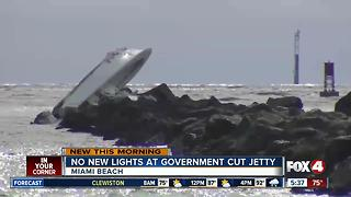 Coast Guard rejects new lights where Jose Fernandez crashed - Video