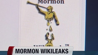 Mormon Wikileaks - Video