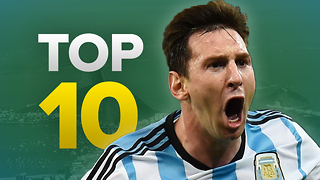 Top 10 Most Popular Soccer Players on Facebook - Video