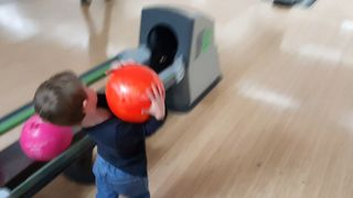 Bowling Alley Bumble - Video