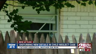 Disturbing details in child neglect case - Video