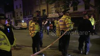 One dead in north London mosque attack - Video