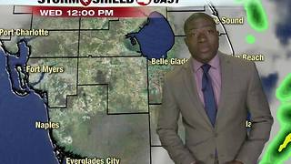 Slightly Cooler Midweek, Then Warming Up Again - Video
