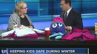 Keeping kids safe during winter - Video