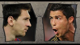 Lionel Messi vs Cristiano Ronaldo - Video