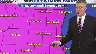 Live at 12:00PM Storm Team 4cast - Video