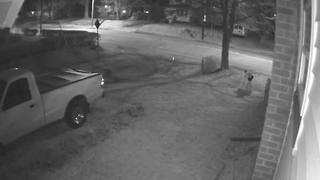Surveillance video shows fatal beginning of fatal Akron house fire - Video