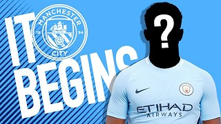 OFFICIAL: Manchester City Sign World Record Star From Premier League Rivals! | #VFN - Video