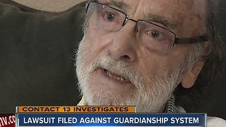 Family sues doctors over guardianship case - Video