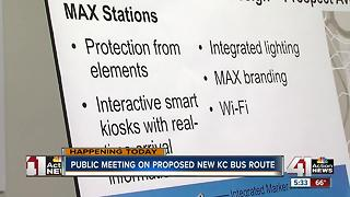 Ride KC to hold meeting about Prospect bus route - Video