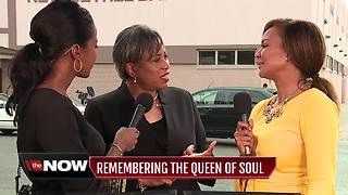 Brenda Lawrence remembers the Queen of Soul Aretha Franklin