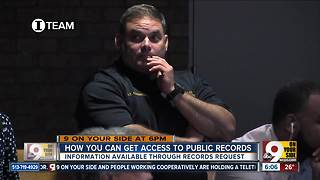 I-Team: How you can get access to public records - Video
