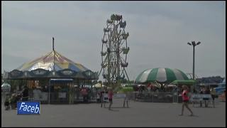 Gates open for Door County Fair - Video
