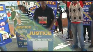 Watch: Family of murdered Donovan Naicker call for justice (Qtc)