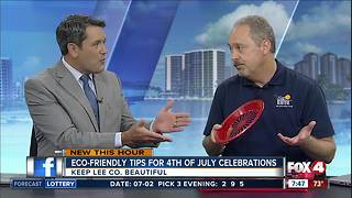 Eco-friendly 4th of July tips