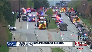 Psychological impacts of school shootings
