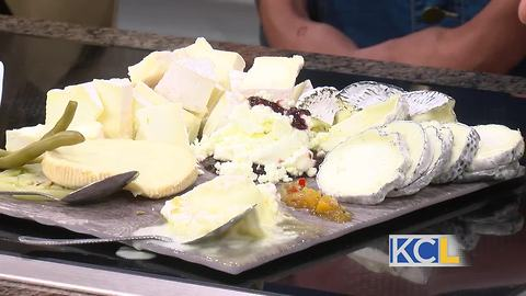 How to assemble a top-notch cheese board