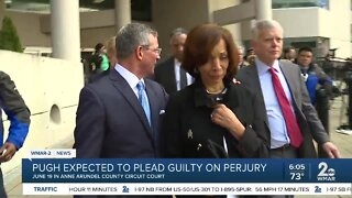 Pugh expected to plead guilty on perjury
