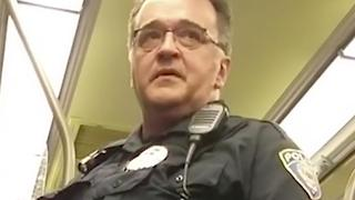 Metro Cop Caught Imitating An Immigration Officer
