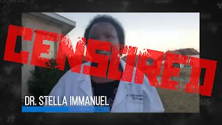 Dr. Stella Immanuel CENSORED Over Covid-19 Truth