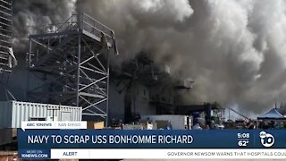 Exclusive: USS Bonhomme Richard warship fire hero shares his story