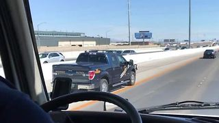 Nevada Highway Patrol troopers working to keep semi drivers safe - Video