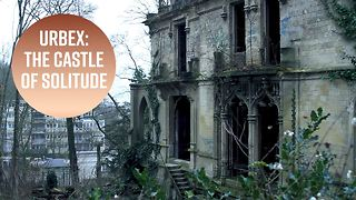 Urban Exploration: A chateau that once gave girls hell - Video
