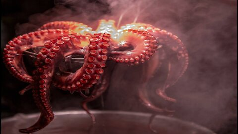 What If Octopus-like Creatures Inhabit Europa?