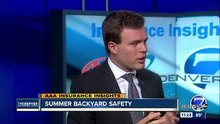 Summer Backyard Safety - Video