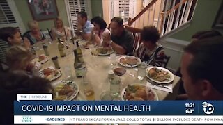 Experts say mental health focus important during holidays amid pandemic