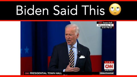 Biden ACTUALLY JUST SAID THIS ABOUT CHINA