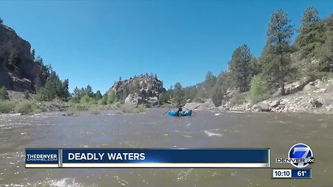 'Admire it from afar': Family of woman missing in South Fork River warn others about raging rapids