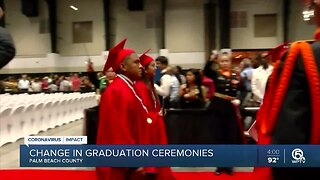 Palm Beach County cancels high school graduation ceremonies at South Florida Fairgrounds
