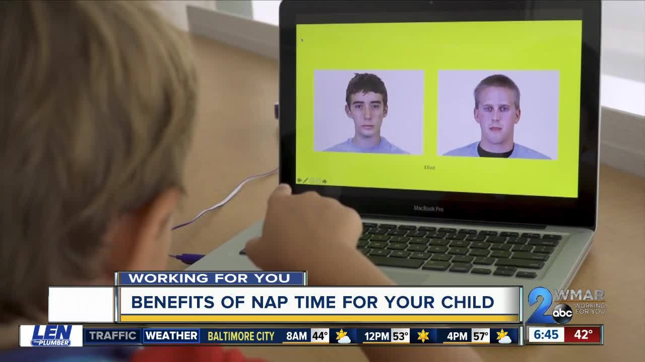 Benefits of your children not missing nap time