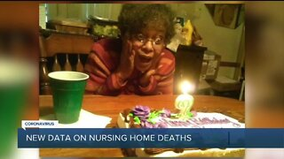 New data on nursing home deaths