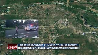 First responders run from Tallahassee to Lecanto to raise money for developmentally disabled
