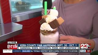 Food safety at the Kern County Fair is a priority - Video