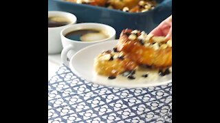Tres Leches Mexican Bread Pudding