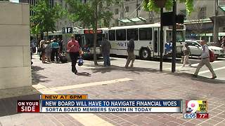 New SORTA board to navigate financial woes - Video