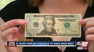 New United Way report highlights struggles for families to make ends meet