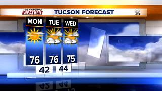 FORECAST: Staying dry this week - Video