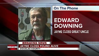 Found Alive: Jayme Closs
