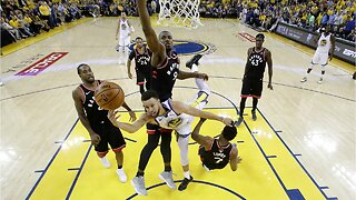 The Raptors won but finals chaos still reigns